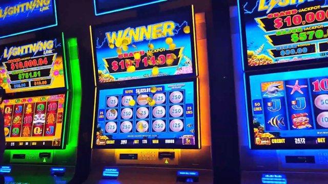 слоты и игровые автоматы с высокими шансами