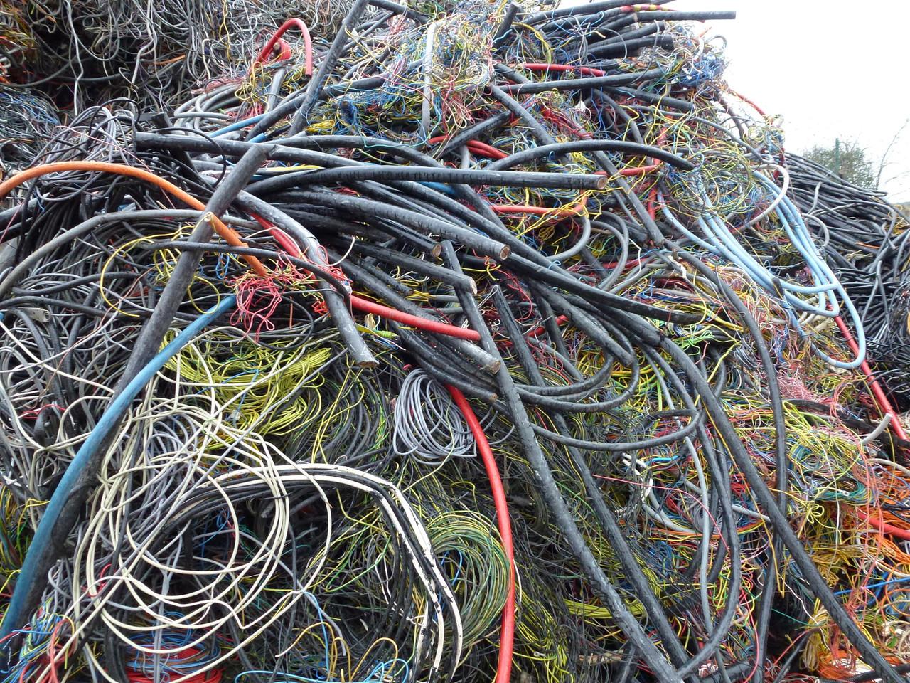 Выгодная скупка кабеля в изоляции и оплетке