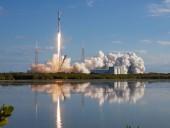 SpaceX запустила еще 60 микроспутников системы Starlink
