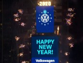 Ball Drop: Нью-Йорк встретил Новый год