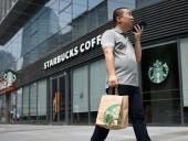 В Китае из-за коронавируса закрыли более половины заведений Starbucks