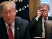 Трамп собирается блокировать свидетельство Болтона в Сенате