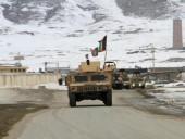 Авиакатастрофа в Афганистане: боевики