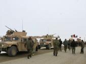 Военные США подтвердили, что их самолет разбился в Афганистане