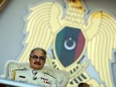Армия Хафтара приостановила наступление на столицу Ливии