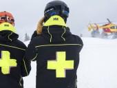 В горах Франции погибли два человека в результате схода лавины