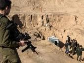 Израиль ставит датчики на границе с Ливаном, чтобы предотвратить строительство тоннелей