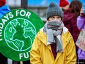 Екоактивистка Грета Тунберг встретила день рождения на акции в защиту климата