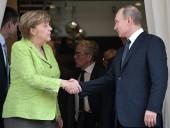 Меркель на этой неделе едет на встречу с Путиным: поговорят об Украине