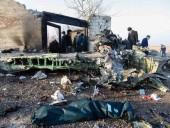 Иран заявил об арестах в связи с катастрофой самолета МАУ