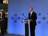 Столтенберг: в НАТО согласны, что Иран никогда не должен получить ядерное оружие