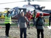 Семь туристов пропали в Гималаях из-за лавины