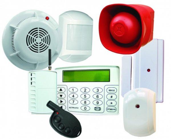 Заказать системы охраны и видеонаблюдения