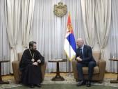 Представитель РПЦ заявил в Сербии,