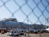 Власти Японии эвакуируют с круизного лайнера Diamond Princess пожилых людей