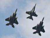 Воздушная полиция НАТО в Балтии за неделю дважды сопровождала военные самолеты РФ