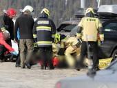 В Польше из-за урагана на горнолыжном курорте пострадала семья: мать с дочкой погибли