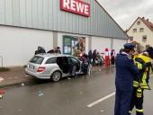 Наезд автомобиля в толпу в Германии: число пострадавших возросло до 60 человек