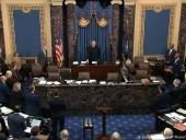 Импичмент Трампа: стороны выступили с заключительными словами на процессе в Сенате