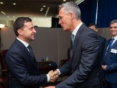 Генсек НАТО анонсировал встречу с Зеленским на Мюнхенской конференции