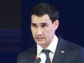 Президент Туркменистана назначил своего сына министром
