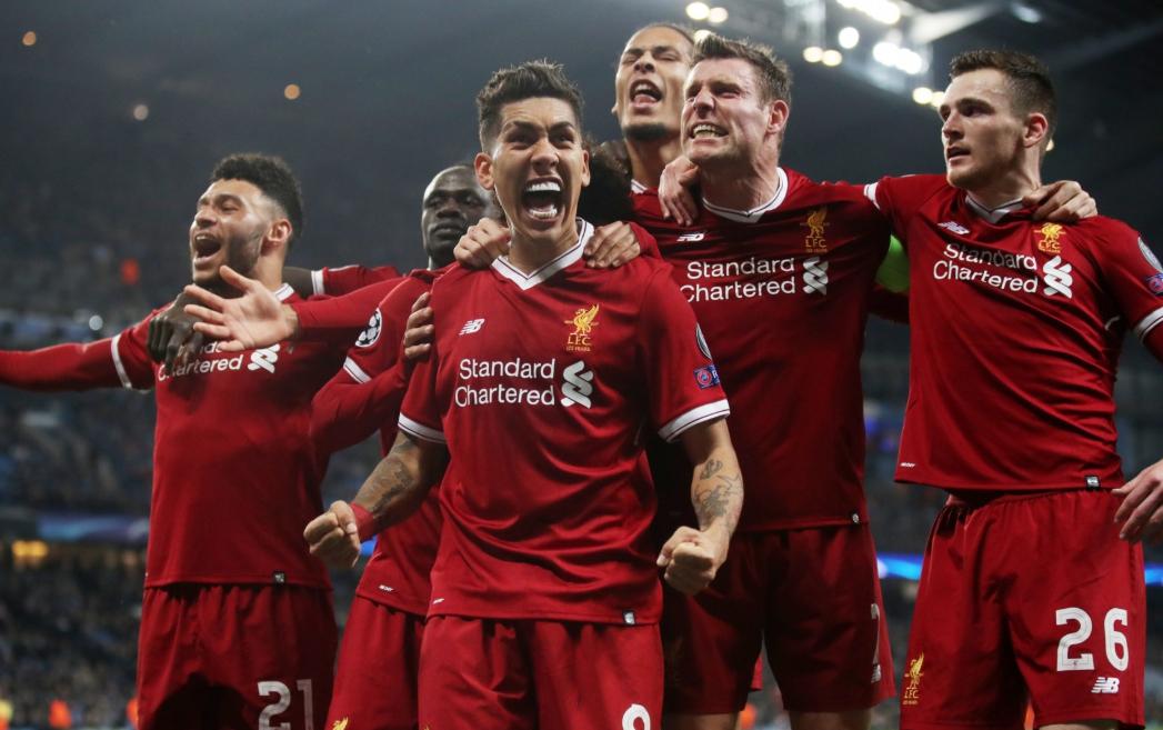 Soccerstyle - Футбольная форма Liverpool