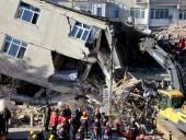 На границе между Турцией и Ираном произошло землетрясение мощностью 5,7 балла