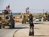 Опубликовано видео нападения сирийцев с камнями на американскую военную колонну