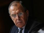 Лавров: Россия на переговорах с Турцией не достигла результатов по Сирии