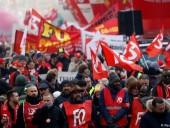 Во время демонстрации во Франции задержали более 20