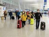 Во Францию прибыл самолет с 250 эвакуированными из Китая европейцами