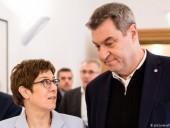 В Германии партии из правительственной коалиции требуют быстрее найти нового кандидата в канцлеры