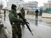 Из-за теракта в Афганистане погибли по меньшей мере пятеро человек, шестеро ранены