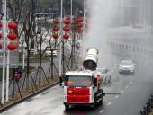 Число жертв коронавируса в Китае возросло до 1383 человек
