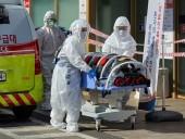 В Южной Корее количество заразившихся коронавирусом достигло 350 человек