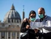 В Италии число зараженных коронавиром уже более тысячи человек, 29 - умерли