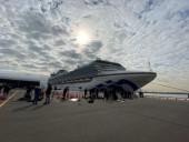 Еще у 41 пассажира круизного лайнера в Японии обнаружен коронавирус