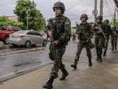 Количество убийств за время забастовки полицейских в Бразилии превысило 100