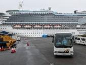 Эпидемия коронавируса: среди инфицированных на лайнере Diamond Princess обнаружили первого гражданина РФ
