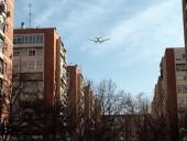 Самолет Air Canada из 130 пассажирами возвращается в Мадрид из-за частичного разрушения шасси и двигателя