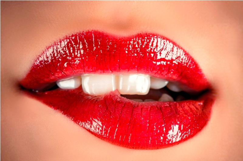 Кому подойдёт красная помада для губ из каталога Орифлейм?