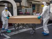 Эпидемия коронавируса: число погибших от COVID-19 в Италии возросло до 107 человек, 2706 - инфицировано