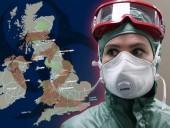В Великобритании зафиксировали первую смерть от коронавируса