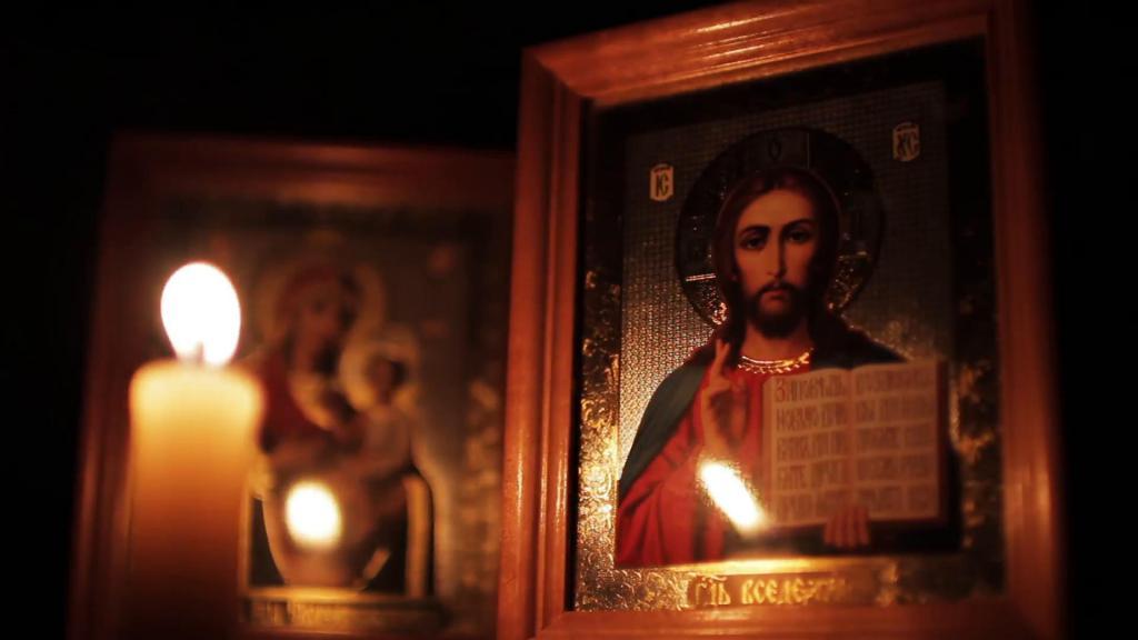 Сильные молитвы от всех бед