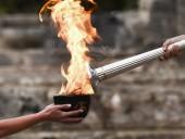 Из-за коронавируса церемония зажжения олимпийского огня в Греции пройдет без зрителей