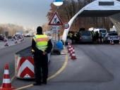 Криклий: Словения пропустила украинские автобусы, застрявшие на итальянской границе