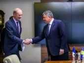 Аваков и посол Франции обсудили строительство 20 патрульных кораблей для Украины