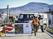 В Италии объявили об ограничении передвижения по всей стране