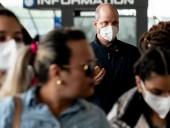 Количество случаев заражения коронавирусом в США подошло к 2,8 тыс. человек