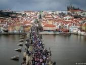 В Праге снова прошла многотысячная акция против премьера Бабиша